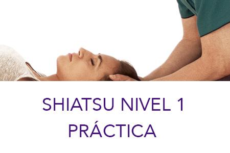 SHIATSU NIVEL 1