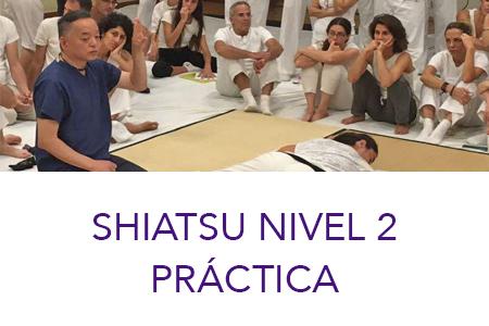 SHIATSU 2º NIVEL